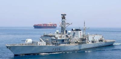 ایران سے خطرہ، جہاز رانی کے تحفظ کیلئے برطانیہ کا ڈرون طیاروں کے استعمال پر غور