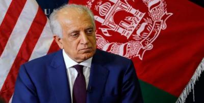امریکہ اور افغان طالبان معاہدے پر پہنچ چکے ہیں:خلیل زاد