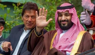 عمران خان اورسعودی ولی عہد کے درمیان ٹیلیفونک رابطہ،دوطرفہ اموراورخطےکی صورتحال پرتبادلہ خیال