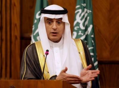 سعودی وزیرخارجہ عادل الجبیر ایک روزہ دورے پرکل اسلام آباد پہنچیں گے