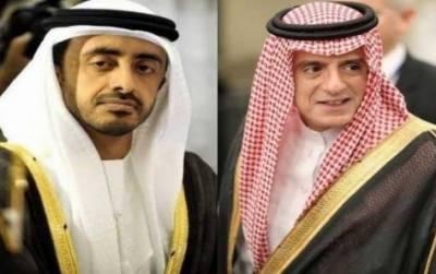 مسئلہ کشمیر:پاکستان کی موثرسفارتکاری،سعودی عرب اور متحدہ عرب امارات کے وزرائے خارجہ کل ایک روزہ دورے پر پاکستان پہنچیں گے
