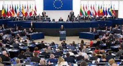 یورپی پارلیمان میں مسئلہ کشمیر پر ان کیمرا بریفنگ، کشمیر کی آئینی حیثیت بحال کرنے کا مطالبہ