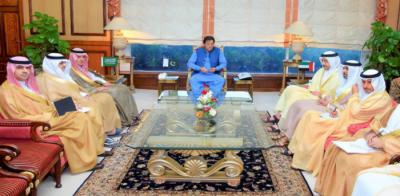 وزیراعظم کا مقبوضہ کشمیر میں فوری طور پر کرفیو اٹھانے پر زور
