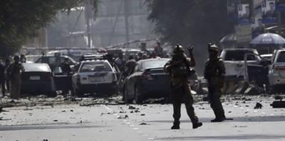 کابل،خودکش کار بم حملے میں 12افراد ہلاک