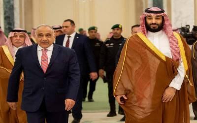 سعودی عرب اور عراق کے درمیان تیل کی عالمی منڈی میں استحکام پربات چیت