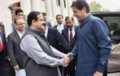 وزیر اعظم عمران خان سے وزیر اعلیٰ پنجاب عثمان بزدار کی ملاقات، سیاسی و انتظامی امور پر تبادلہ خیال