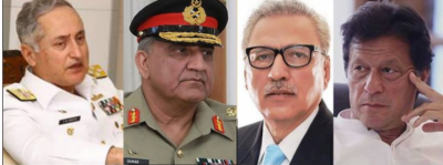 عبدالقادر کے انتقال پر آرمی چیف،وزیراعظم، پاک بحریہ کے سربراہ اور صدر مملکت نے اظہار افسوس