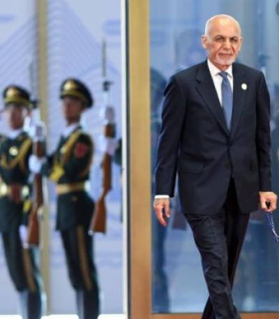 افغان صدر کاامریکہ کاطے شدہ دورہ ملتوی