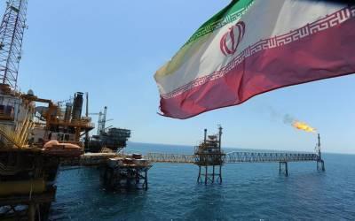 ایرانی تیل کی فروخت میں یومیہ ایک لاکھ 60 ہزار بیرل کمی