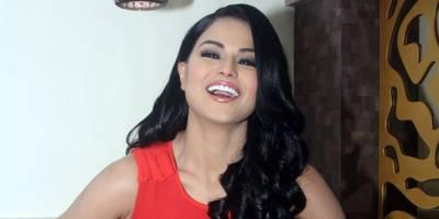 بھارت کے چاند مشن کی ناکامی پر پاکستان کی معروف اداکارہ وینا ملک طنز کے نشتر برسا دیئے۔