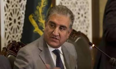 وزیرخارجہ شاہ محمود قریشی سہ روزہ دورے پرجنیوا روانہ