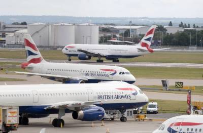 برطانیہ میں پائلٹس نے ہڑتال کردی، تمام پروازیں منسوخ