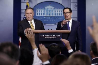 امریکا کا مختلف دہشت گرد تنظیموں اور ان کے مددگاروں پرمزید نئی پابندیاں لگانے کا اعلان