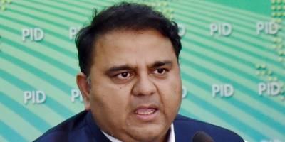 بھارت پاکستان آنے والے سری لنکن کھلاڑیوں کو دھمکیاں دے رہا ہے، فواد چوہدری