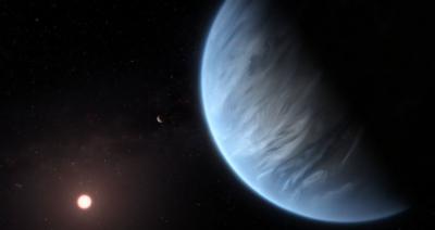 مغربی سائنسدانوں نے ایک سیارے پر پانی دریافت کرلیا