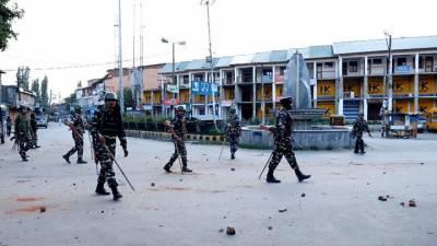برطانوی اخبار نے بھی مقبوضہ کشمیر میں مظلوم کشمیریوں کے ساتھ بھارتی ظلم و ستم کا بھانڈہ پھوڑدیا۔