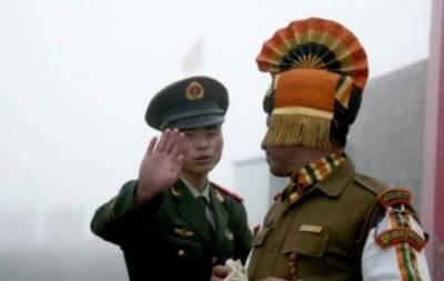 بھارتی اور چینی فوجیوں کے درمیان تصادم،سرحدی کشیدگی میں اضافہ