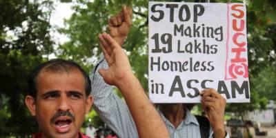 بھارت : مسلمان مہاجرین کیلئے حراستی کیمپوں کی تعمیر شروع