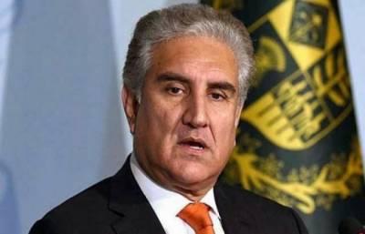 کشميريوں نے نریندر مودی کے اقدامات کو مسترد کرديا،شاہ محمود