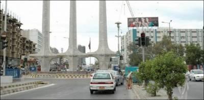 کراچی میں سمندری ہوائیں بحال ہونے سے گرمی کی شدت میں کمی