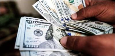 گزشتہ ہفتے ڈالر کی قیمت میں معمولی کمی