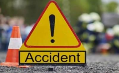 ملک کے مختلف شہروں میں ٹریفک حادثات،11افراد جاں بحق