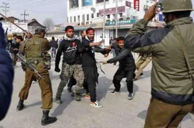 مقبوضہ کشمیر میں کرفیو 43 ویں روز میں داخل،مزید 3کشمیری شہید
