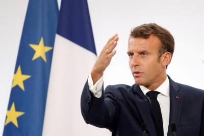 سعودی تیل تنصیبات حملے کی جانچ میں فرانس کے ماہرین مدد کریں گے۔ میکرون