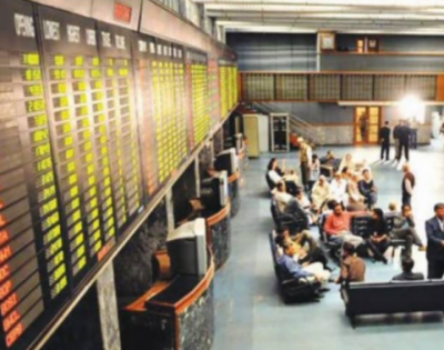 پاکستان اسٹاک مارکیٹ کے آغاز پر مندی کا رجحان