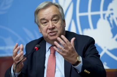 سیکرٹری جنرل اقوام متحدہ کی مسئلہ کشمیر پر ثالثی کی پیشکش