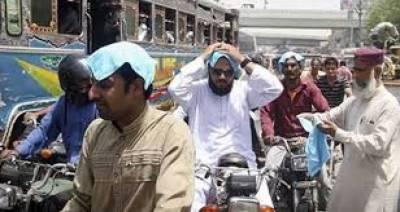 کراچی میں ایک بار پھر ہیٹ ویو کی پیش گوئی