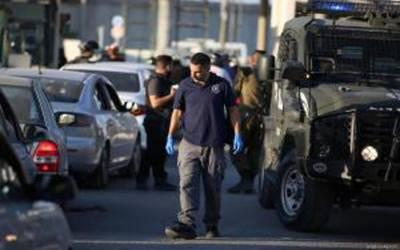 اسرائیلی فوج کی فائرنگ سے فلسطینی خاتون شہید
