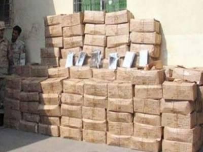 اے این ایف کی مختلف کارروائیاں ،18افراد گرفتار ، 65 کروڑ32لاکھ کی منشیات برآمد