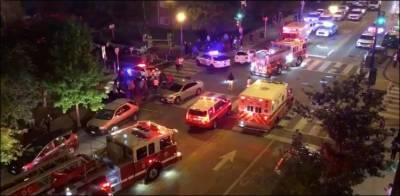 واشنگٹن میں فائرنگ، 1 شخص ہلاک، 5 زخمی