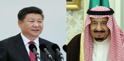 چینی صدرکی سعودی تیل تنصیبات پرحملے کی مذمت