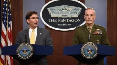 پینٹاگون کا سعودی عرب میں دفاعی فوج بھیجنے کا اعلان