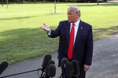امریکی صدر نے ایران کےخلاف فوجی کارروائی کا آپشن دے دیا۔