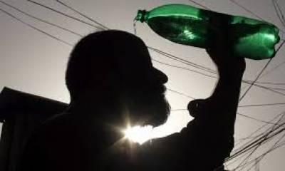 کراچی میں معتدل ہیٹ ویو کا آغاز، ہسپتالوں کو الرٹ جاری