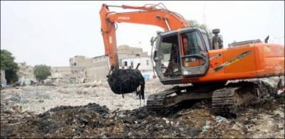 سندھ حکومت کی کراچی میں  خصوصی صفائی مہم کا آج سے آغاز