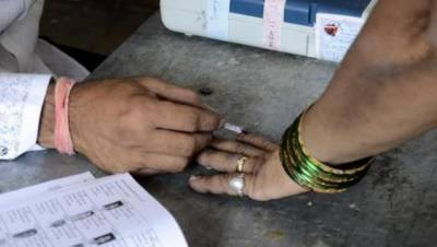 بھارت میں 18 ریاستوں کی 64 اسمبلی نشستوں پر ضمنی انتخابات 21 اکتوبر کو ہونگے