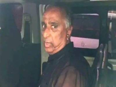 جعلی اکاونٹس کیس: سابق ڈی جی پارکس لیاقت قائم خانی کا 2 روزہ راہدری ریمانڈ منظور