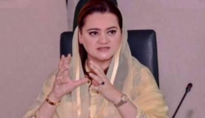 وزیراعلی،وزیراور مشیر ڈینگی کے مریضوں کی اطلاع دینے کے بجائے نااہلی اور نالائقی پر استعفیٰ دیں:مریم اورنگزیب