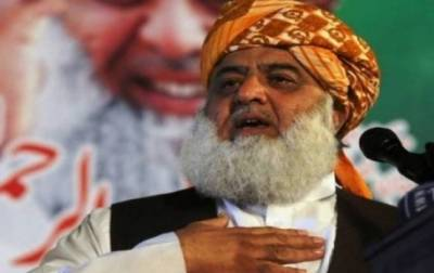 آزادی مارچ کی تاریخ کا ابھی تعین نہیں کیا،حکومت کو این آراو نہیں دیں گے: مولانا فضل الرحمان