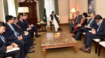 بھارتی اقدام علاقائی امن اوراستحکام کیلئے سنگین خطرہ ہیں:وزیراعظم