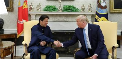 وزیراعظم عمران خان آج امریکی صدر ٹرمپ سےون آن ون ملاقات کریں گے