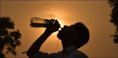 کراچی میں آئندہ 24 گھنٹے کے دوران موسم گرم اورخشک رہنے کا امکان