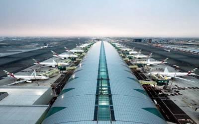 مشتبہ ڈرون کی سرگرمی سے دبئی کے بین الاقوامی ہوائی اڈے کی پروازیں متاثر