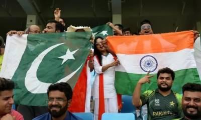 بھارت پاکستان کے ساتھ نیوٹرل وینیو پر کرکٹ کھیلنے کے لئے تیار