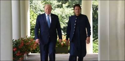 """صدر ٹرمپ کا بیان""""عمران خان اور پاکستان پر اعتماد ہے"""" ، فردوس عاشق اعوان"""