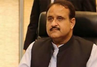 وزیراعلیٰ پنجاب سردار عثمان بزدارکی پی ڈی ایم اے حکام کو الرٹ رہنے کی ہدایت